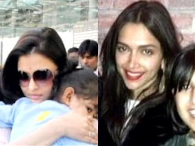 Video : How Ash, Deepika celebrated New Year