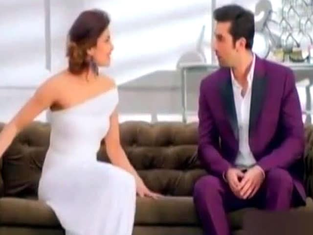 Video : Priyanka, Ranbir to host Filmfare Awards