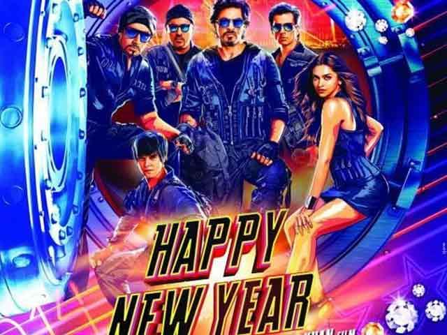 Video : A <i>Happy New Year</i> for Shah Rukh Khan