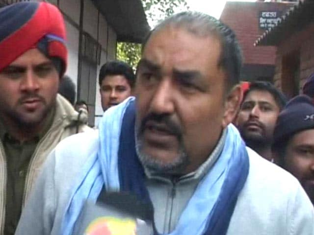 Video : Punjab cabinet minister involved in drug trade, says alleged druglord