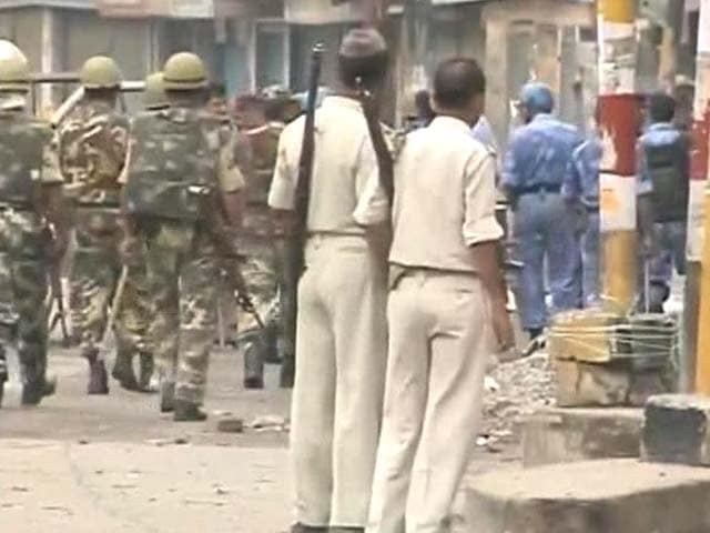 Video : Lashkar operatives tried to recruit men in riot-hit Muzaffarnagar says Delhi Police