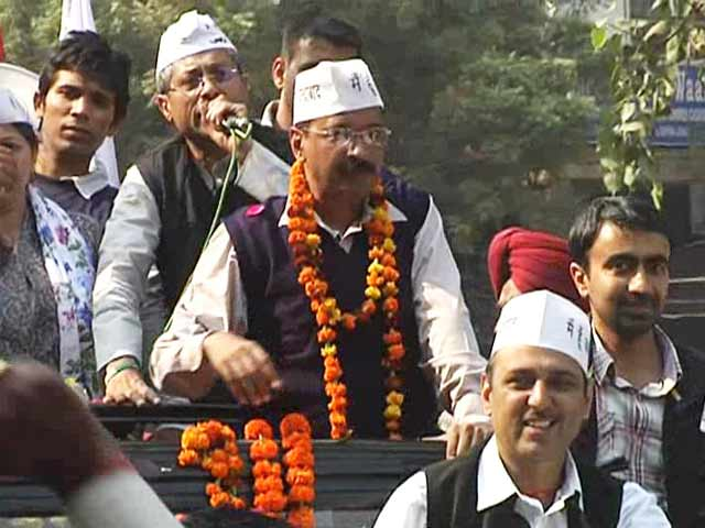 Video : Arvind Kejriwal's party taps into NRI support as it gears up for 2014