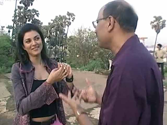 Video : Walk The Talk: Sushmita Sen (Aired: August 2005)