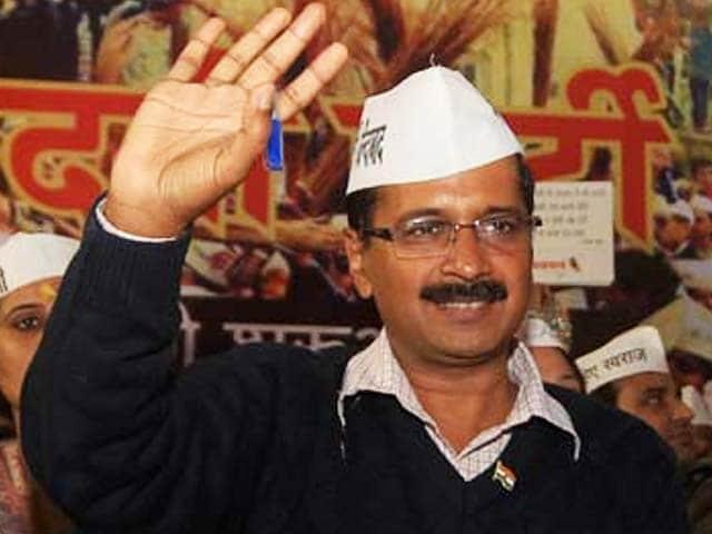 Video : Delhi: Arvind Kejriwal announces anti-corruption helpline