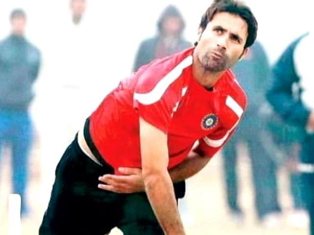 Video : Parvez Rasool stars for Jammu and Kashmir with brilliant ton