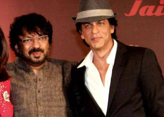Shah Rukh Khan to star in Bajirao Mastani?