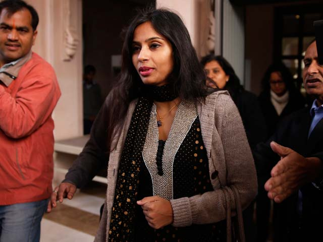 Video : Devyani Khobragade back in Delhi, moves US court to seek dismissal of fraud case