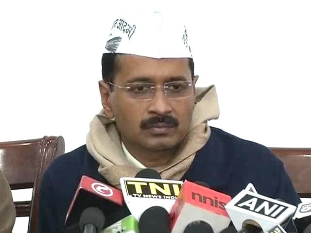 Video : Kejriwal does a U-turn on power waiver, says matter under consideration