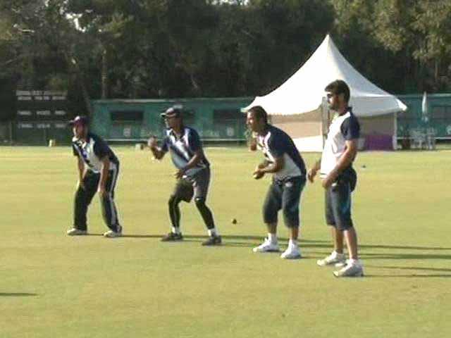 Video : The fairy tale of the cricketers from the valley