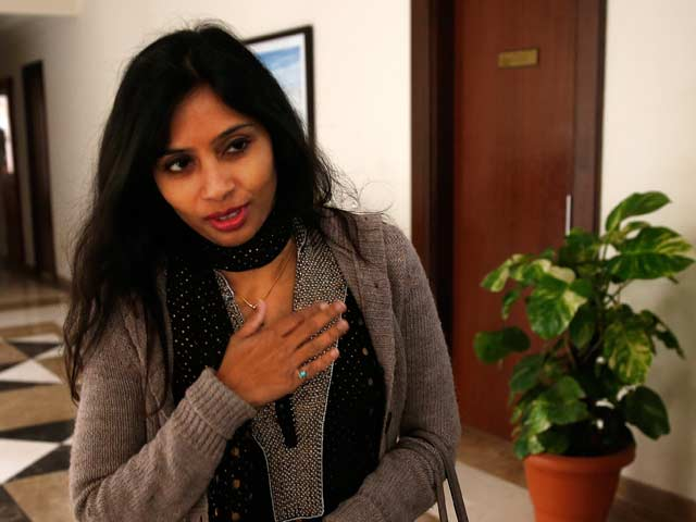Video : Devyani Khobragade row: expelled US diplomat, wife made offensive remarks about India