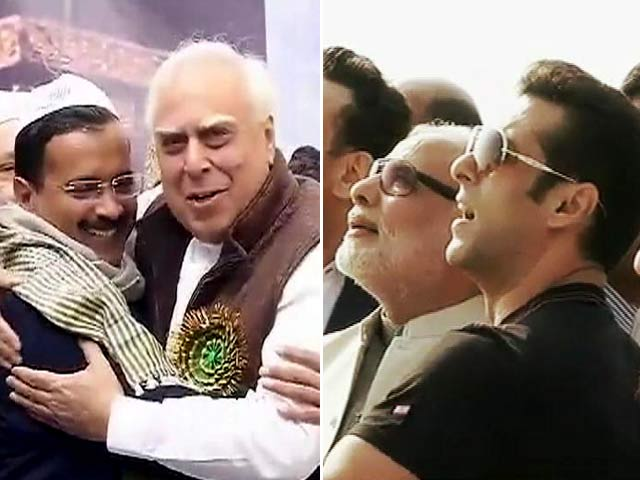 Video : A tale of two pictures