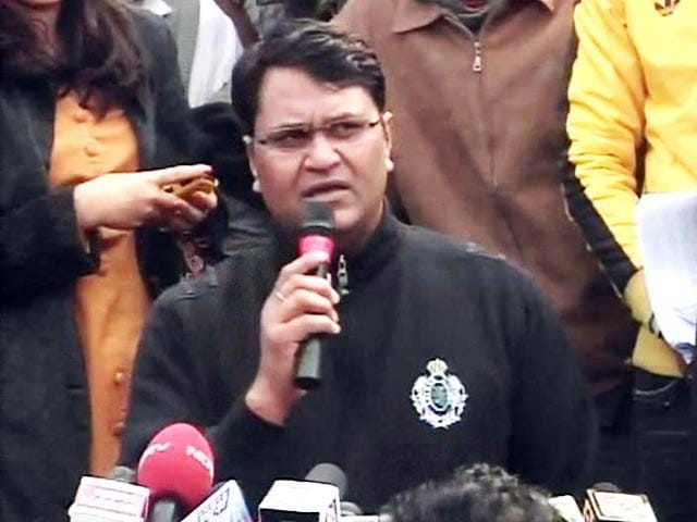 Video : AAP doesn't walk the talk, says rebel Vinod Binny