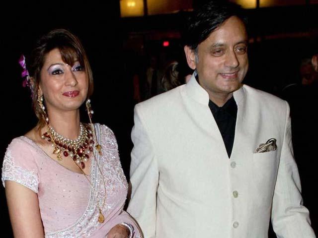 Video : Union minister Shashi Tharoor's wife, Sunanda Pushkar Tharoor, found dead