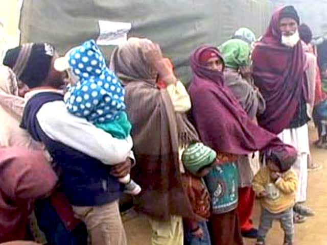 Video : Akhilesh govt did a 'good job' in Muzaffarnagar, says rights panel, then backtracks