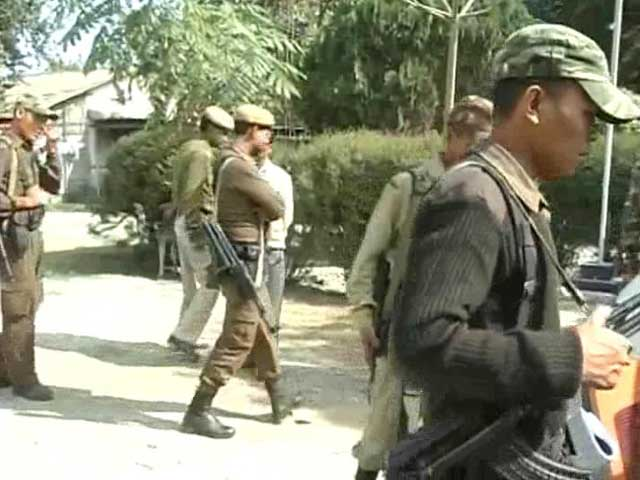 Video : Suspected militants gun down five people in Kokrajhar in Assam