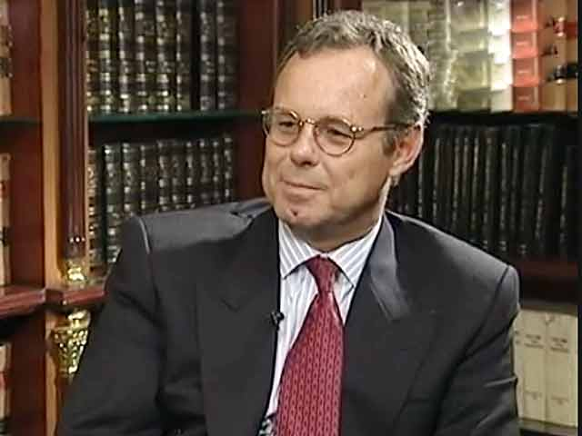 Video : Talking Heads: Mike Lawrie of IBM (Aired: August 2002)