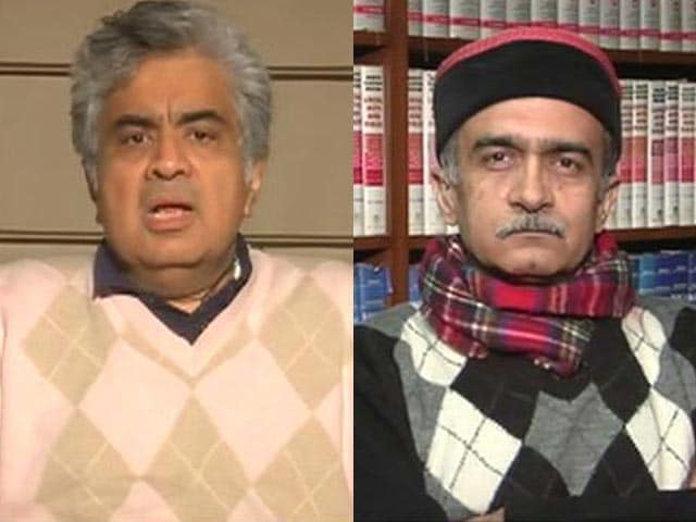 Video : A minister has no right to tell cops arrest him or arrest her: Harish Salve