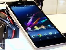 CES 2014: Sony Xperia Z1 Compact