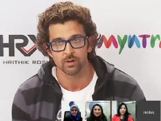 Video : Hrithik Roshan on separation from Sussanne: One day I may have answers