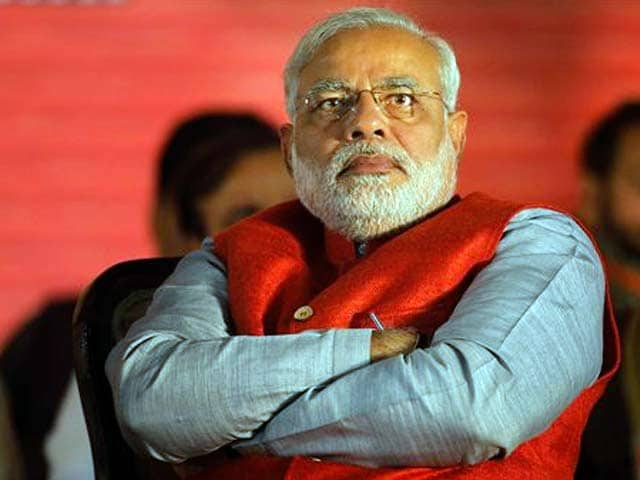 Video : Narendra Modi's pet project threatened by farmers opposing land acquisition