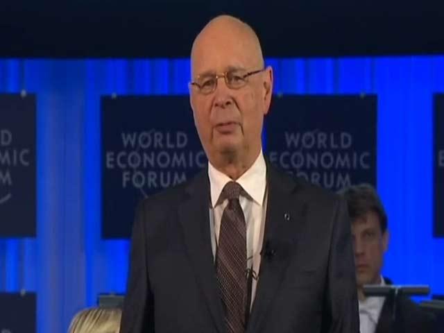 Video : Klaus Schwab's welcome message