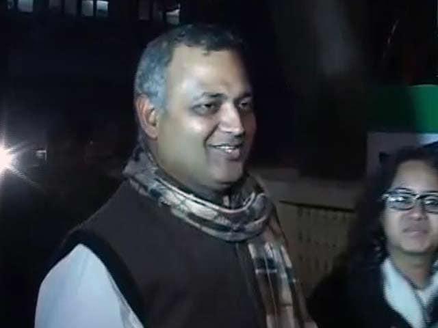 Videos : सोमनाथ भारती को 'आप' की क्लीन चिट