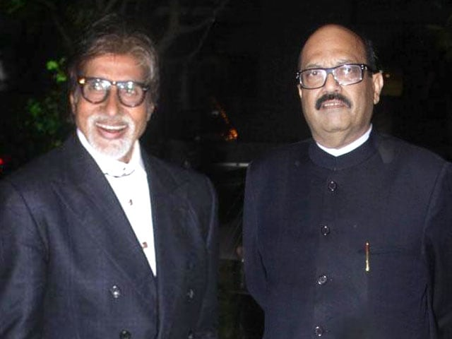 Video : Big B and Amar Singh - All is well?