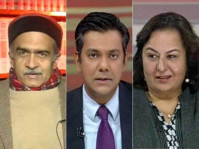 Video : First survey after Kejriwal <i>dharna</i> shows support for AAP