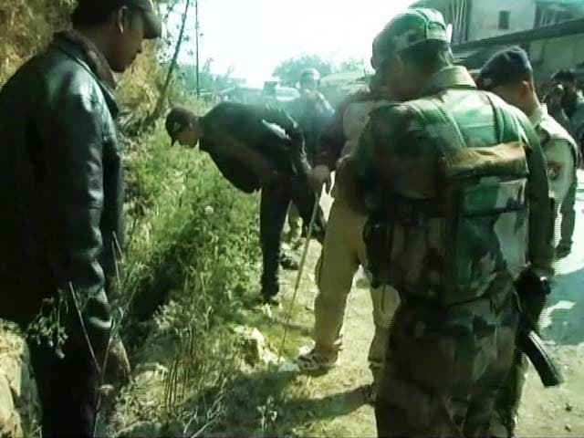 Video : Blast in Manipur ahead of Republic Day parade