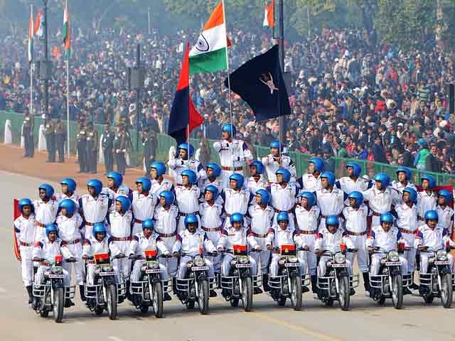 Video : India celebrates 65th Republic Day