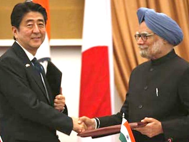 Video : Strong India, Japan can do wonders, says Japanese PM Shinzo Abe
