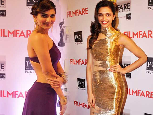 Video : Bollywood beauties get it right at the Filmfare