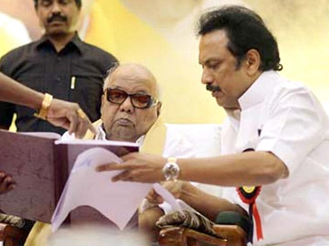 Video : Alagiri said brother Stalin would die, reveals father M Karunanidhi
