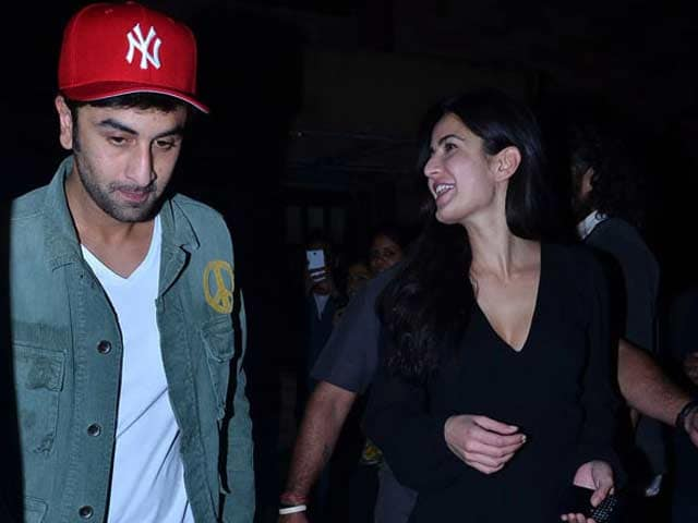 Video : Ranbir, Kat's date issues