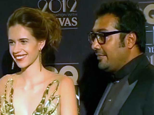 Video : Kalki, Anurag - A break in the break