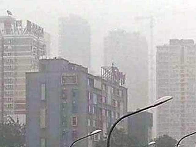 Video : Delhi world's most polluted city, beats China's Beijing: study