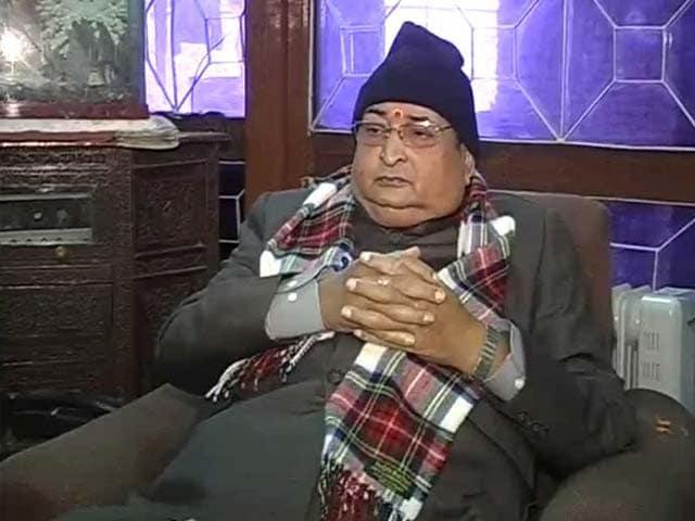 Video : This man is set to be Rajya Sabha's richest member