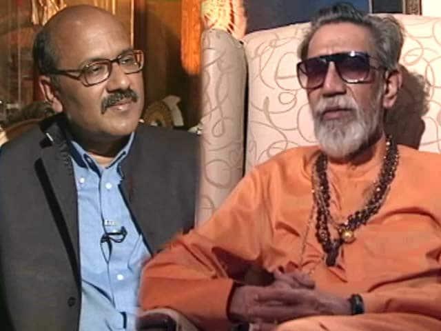 Video : Walk The Talk: Bal Thackeray on the movie <i>Sarkaar</i> (Aired: January 2007)
