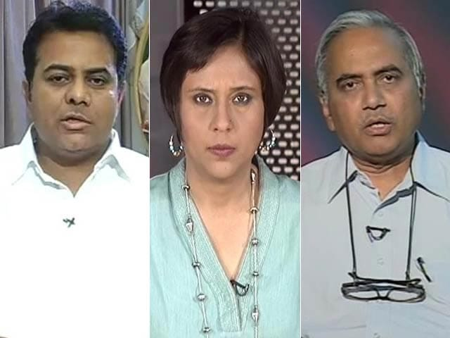 Video : Will Telangana be political death knell for Congress?