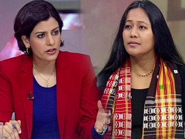 Video : Is Delhi becoming intolerant and racist?