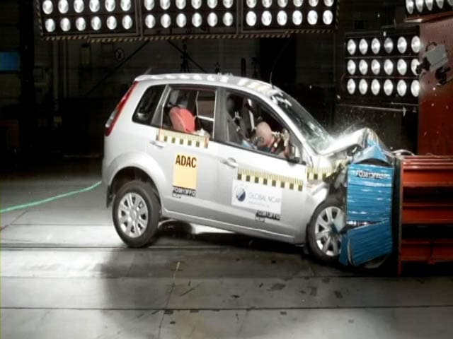 Video : Exclusive - Failing the crash test: Are India's small cars death traps?
