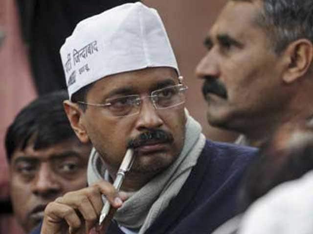 Video : Gadakri sends legal notice to Kejriwal over 'most corrupt' leaders' list