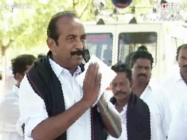 Video : 24 hours with Vaiko (Aired: 1999)