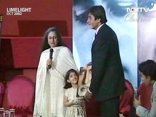 Videos : लाइमलाईट : अमिताभ के 60वें जन्मदिन का जश्न