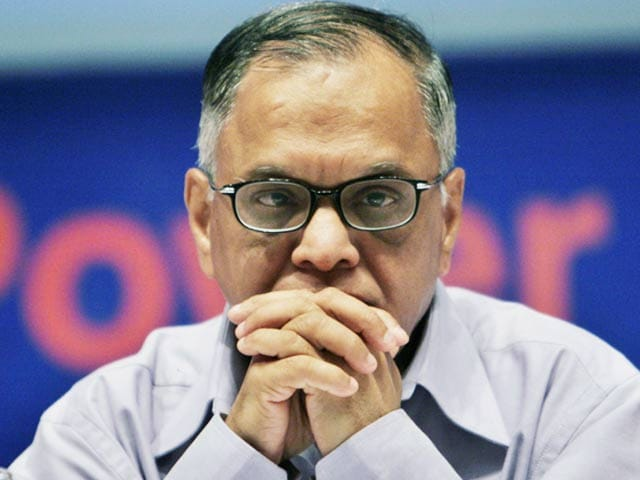 Video : NR Narayan Murthy: India's chief mentor and philanthropist