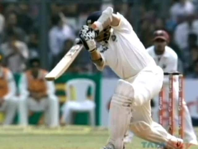 Video : Sachin Tendulkar - The Superman of Indian cricket
