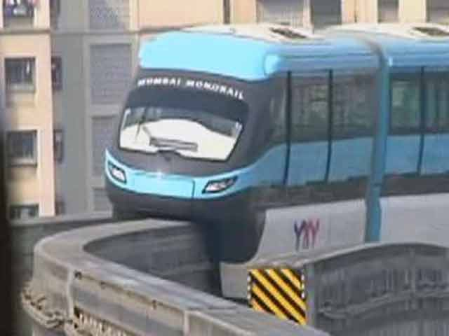 Video : India's first monorail inaugurated in Mumbai