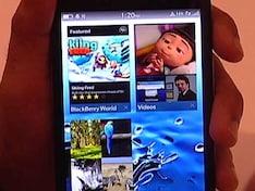 Cell Guru: Blackberry OS Update