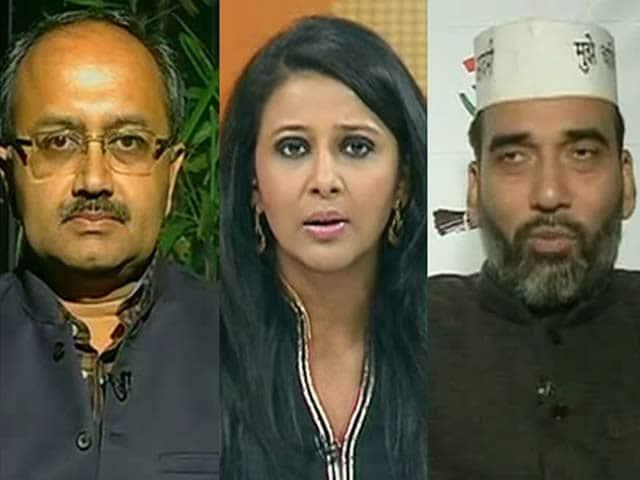 Videos : नेशनल रिपोर्टर : आप बनाम बीजेपी