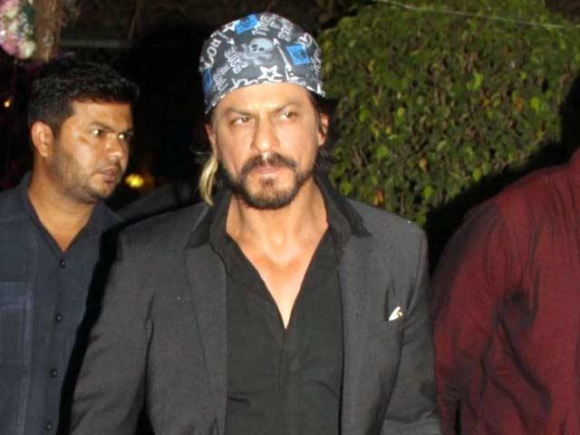 SRK: All work, no rest